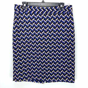 Ann Taylor Knee Length Pencil Skirt